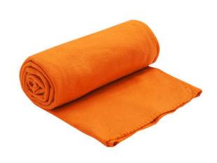 Hebká deka z jemného fleecu