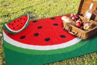 Pikniková deka s praktickou taškou